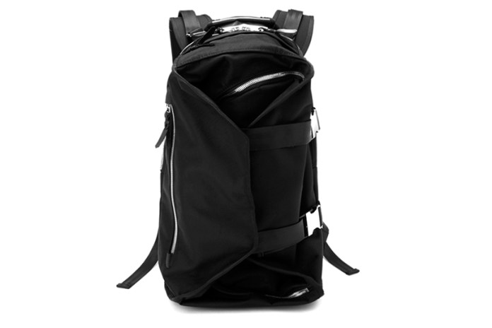 LORINZA Double Strap Backpack