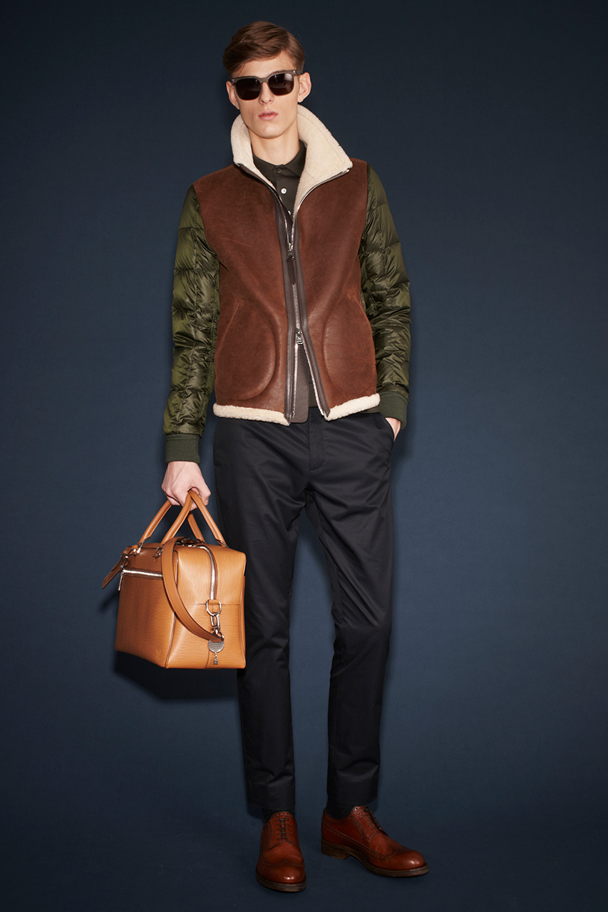 Louis Vuitton 2014 Pre-Fall Lookbook