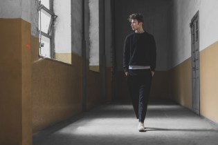 "LUISAVIAROMA 2014 Fall/Winter ""Manifattura Tabacchi"" Editorial"