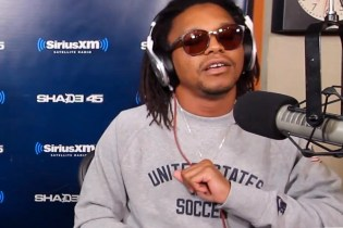 Lupe Fiasco Freestyles on Sway in the Morning
