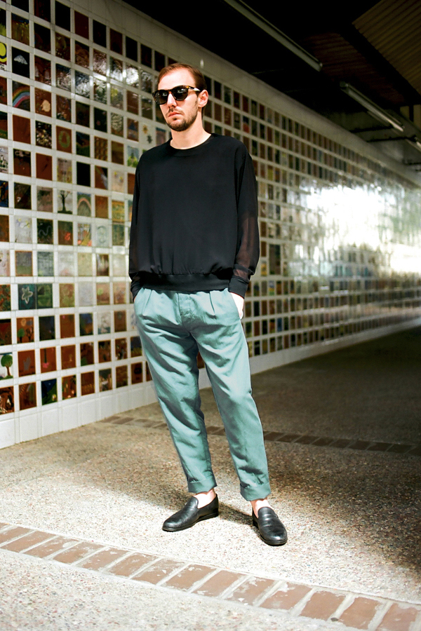 maas stacks 2014 summer lookbook