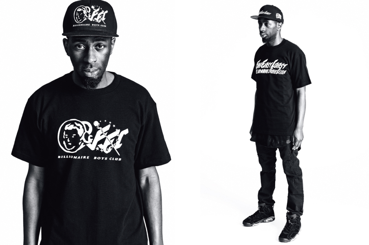 "MAGIC STICK x Billionaire Boys Club ""FAR EAST COAST BILLIONAIRE BOYS CLUB"" Lookbook"