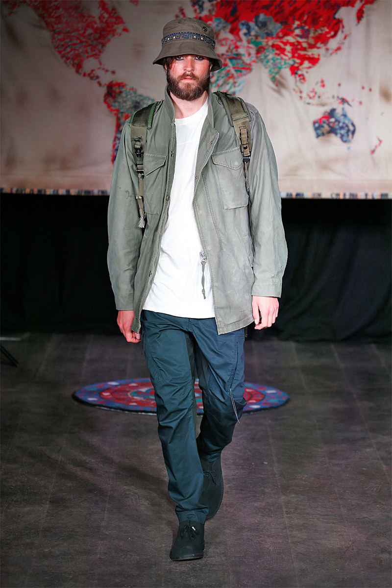 maharishi 2015 spring summer collection