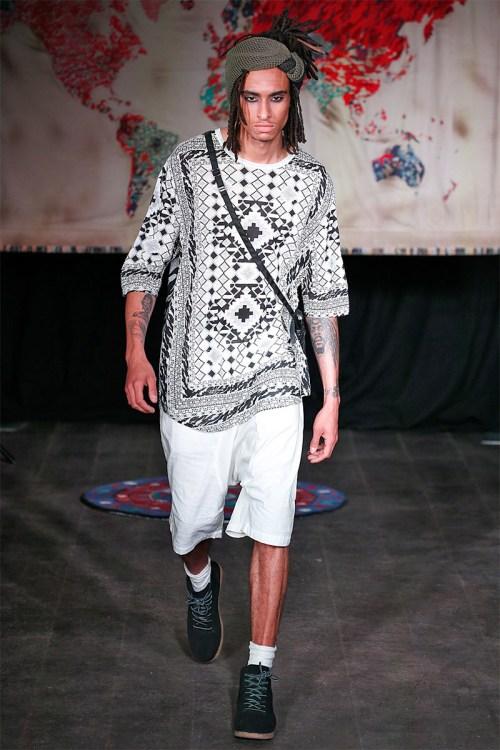 maharishi 2015 Spring/Summer Collection