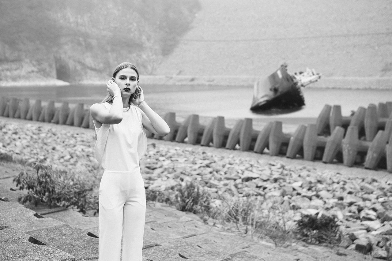 "Maison Martin Margiela 2014 Spring/Summer ""Desolation"" Editorial"
