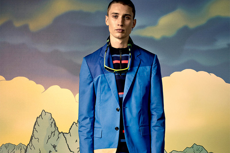 Marc by Marc Jacobs 2015 Spring/Summer Collection