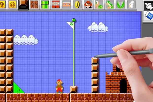 Mario Maker E3 Trailer