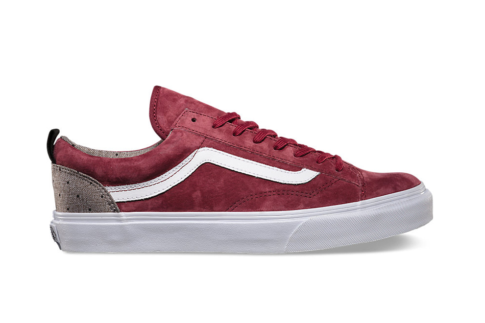 "Vans California Style 36 CA ""Polka Suiting"" Pack"