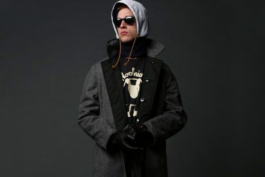 Mark McNairy x Woolrich Woolen Mills 2014 Fall Collection