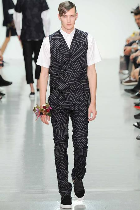 Matthew Miller 2015 Spring/Summer Collection