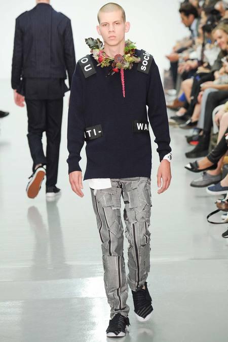 Matthew Miller 2015 Spring/Summer Collection