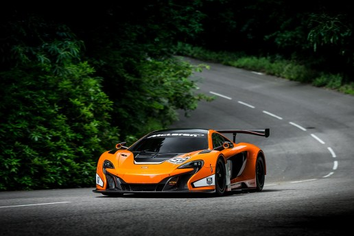 McLaren Debuts its Track-Ready 650S GT3