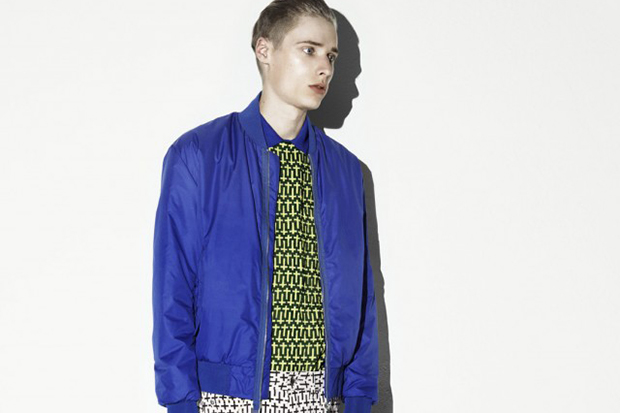 McQ by Alexander McQueen 2014 Spring/Summer Lookbook