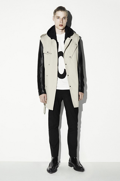 mcq by alexander mcqueen 2014 spring summer lookbook