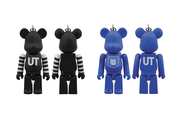 Medicom Toy Bearbrick x Uniqlo UT 2014 Spring/Summer Collection