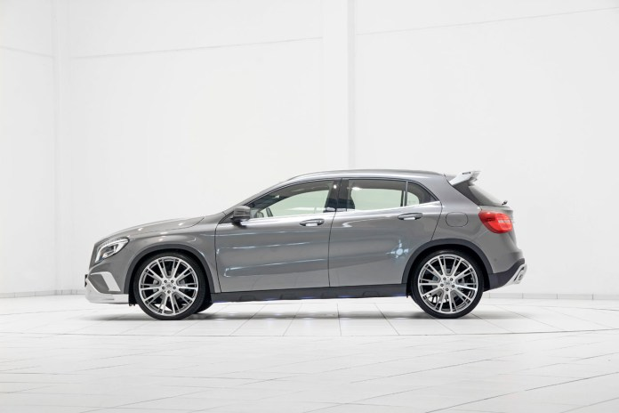 Mercedes-Benz GLA-Class by Brabus