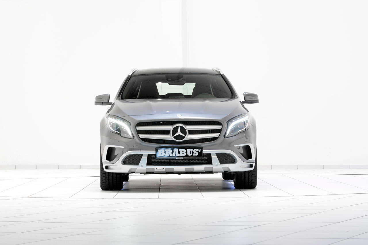 mercedes benz gla class by brabus