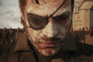 Metal Gear Solid V: The Phantom Pain E3 Trailer