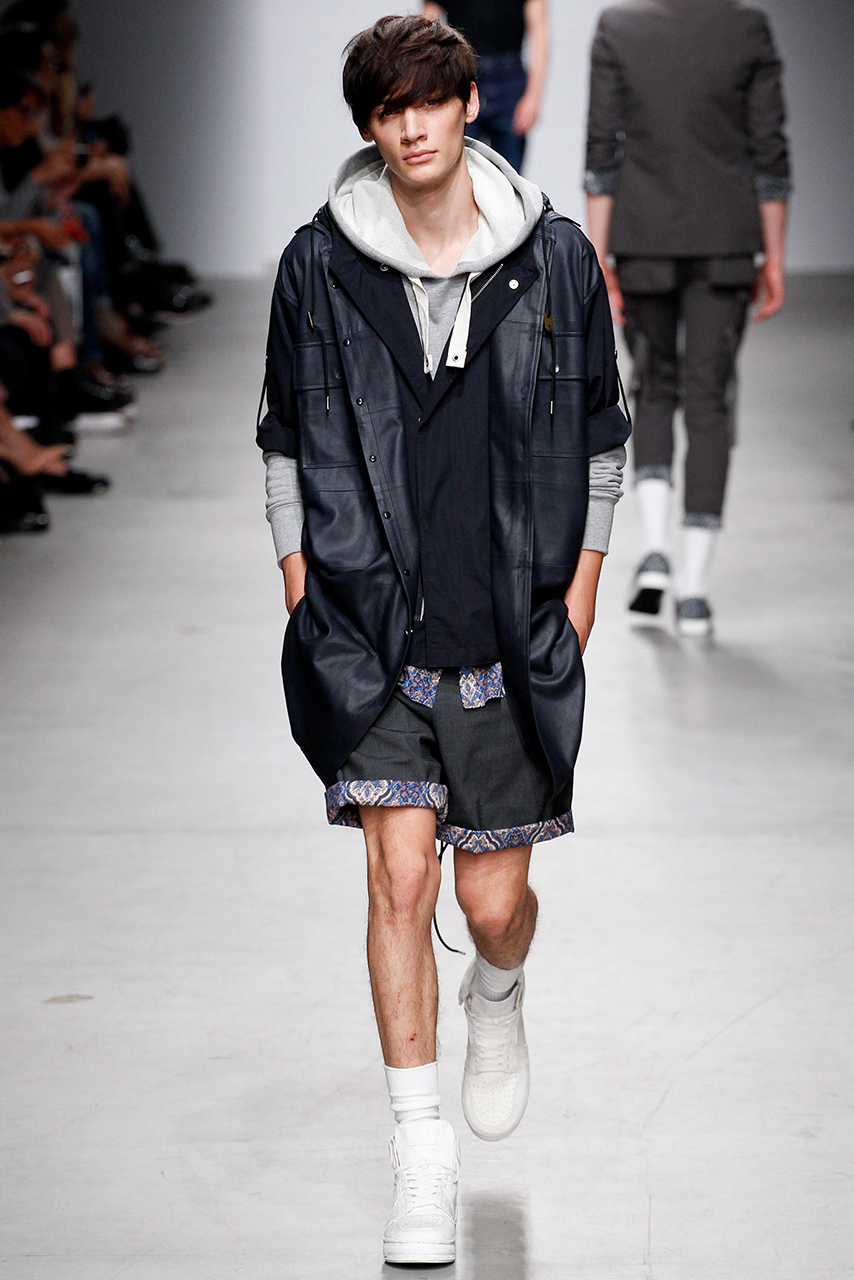 MIHARAYASUHIRO 2015 Spring/Summer Collection