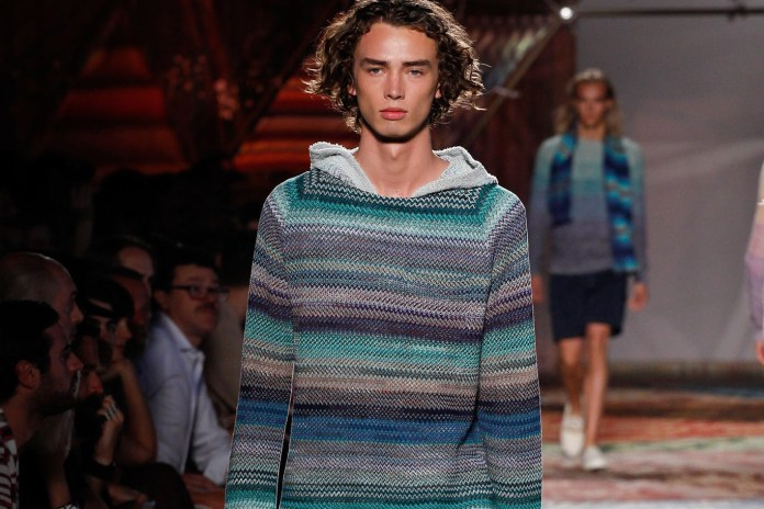 Missoni 2015 Spring/Summer Collection