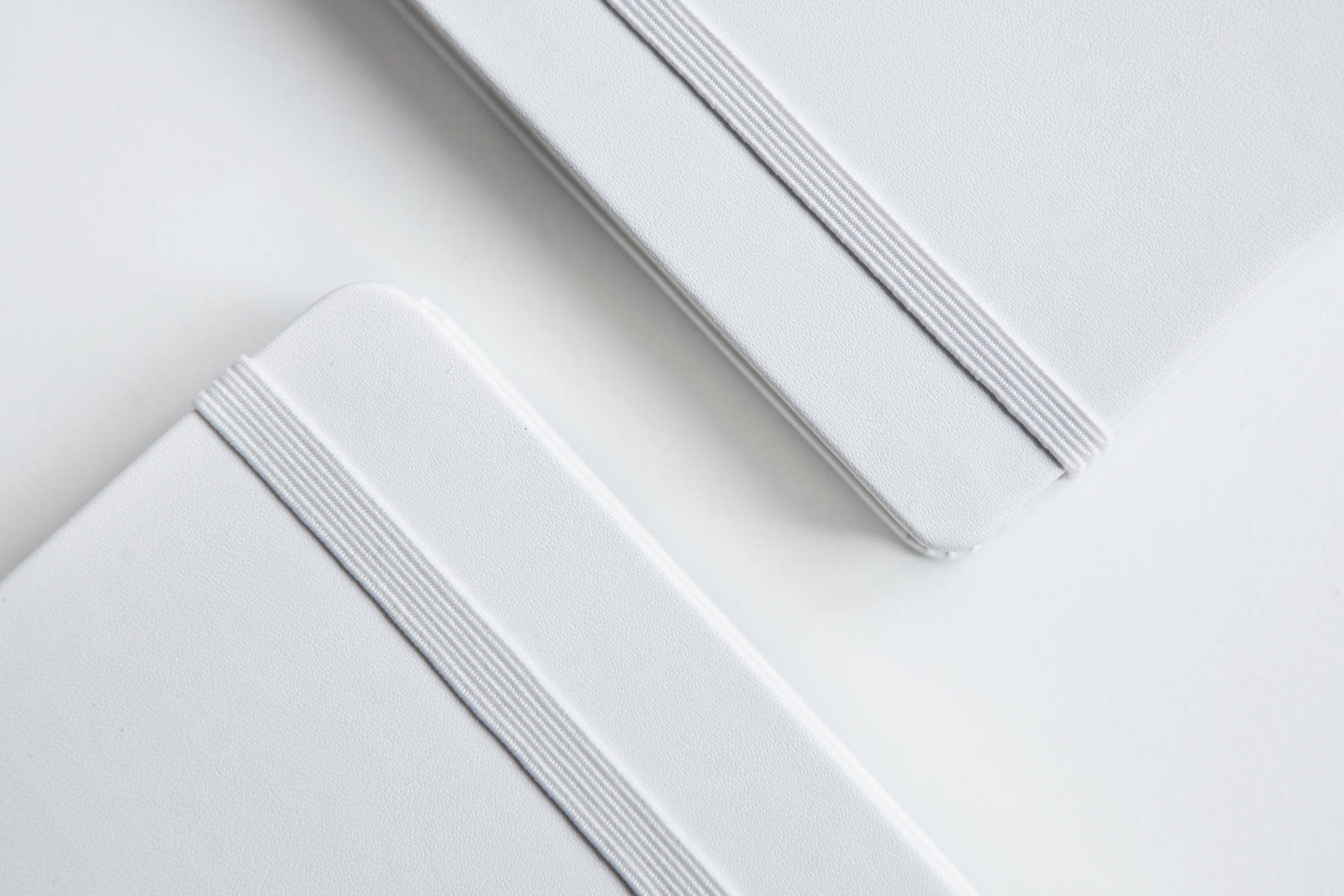 "Moleskine 2014 Summer ""White is the New Black"" Notebooks"