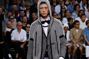 Moncler Gamme Bleu 2015 Spring/Summer Collection