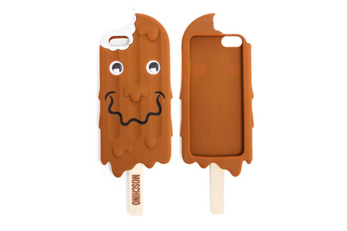 Moschino Melted Ice-Cream iPhone Case