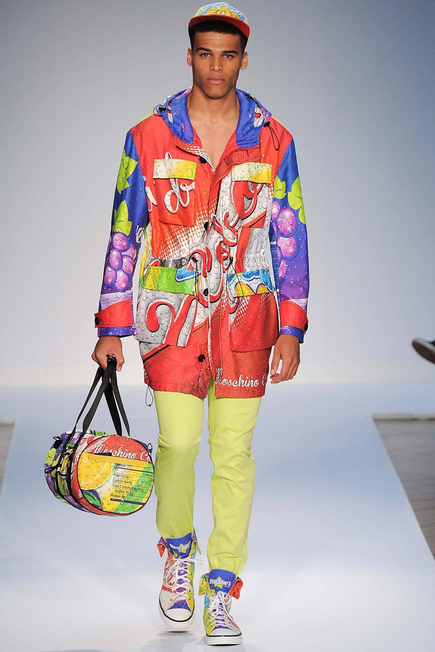 Moschino 2015 Spring/Summer Collection
