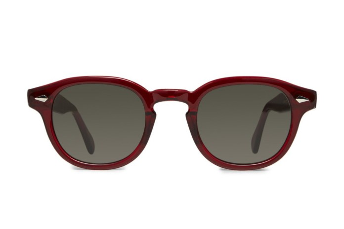 "Moscot Summer 2014 Lemtosh ""Jewel Tone"" Sunglasses"