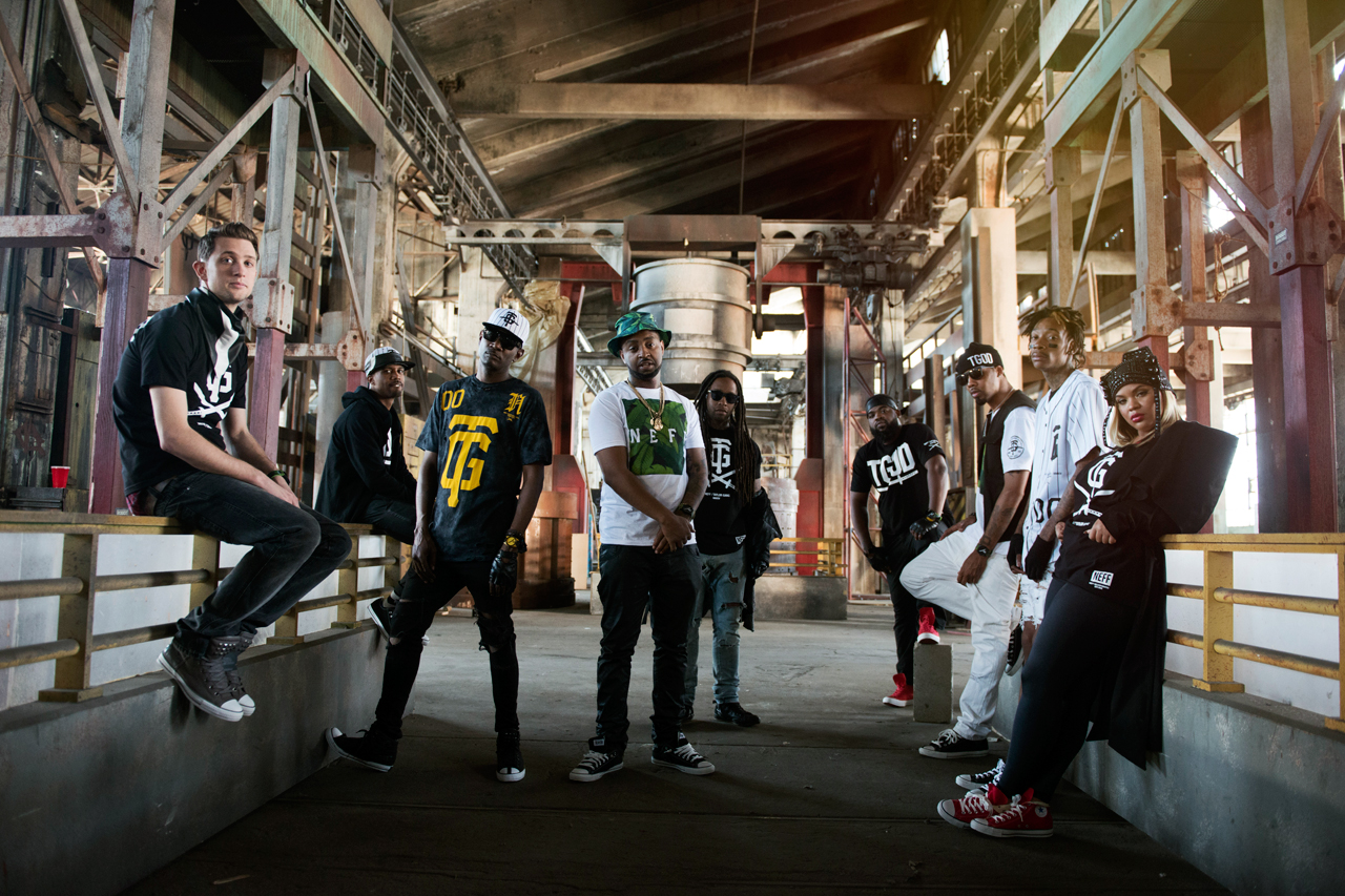 Neff x Taylor Gang Ent. Launch New Apparel Collection