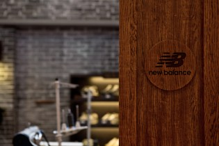 New Balance Craftsmanship Hong Kong Exhibition Recap