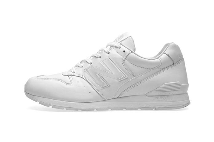 New Balance M996 White/White