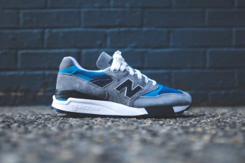 "A Closer Look at the New Balance M998 ""Authors Collection - Moby Dick"""