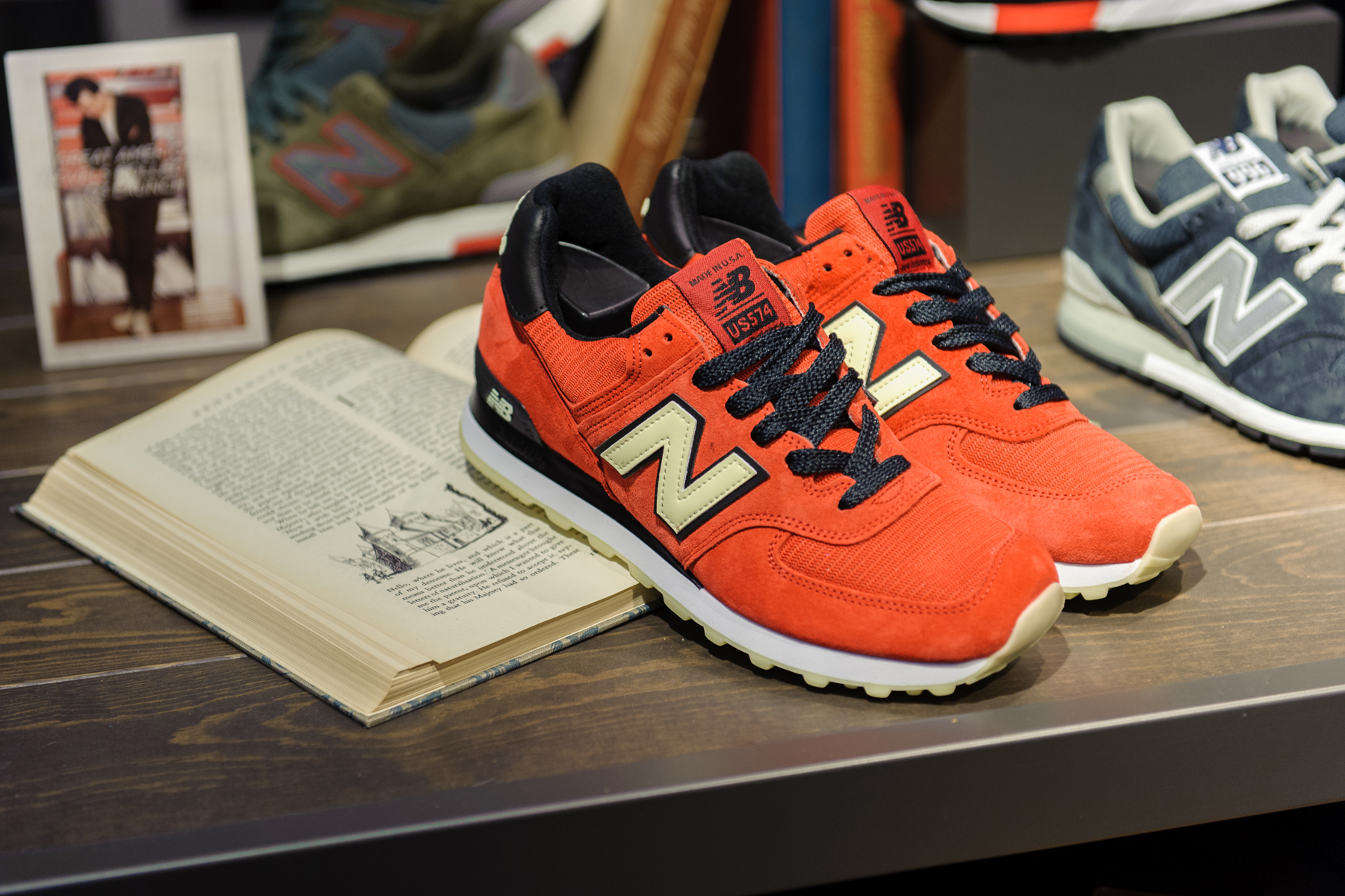 new balance made in usa authors collection preview recap