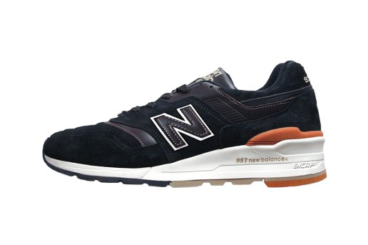 New Balance Made in USA M997 Black/Gum