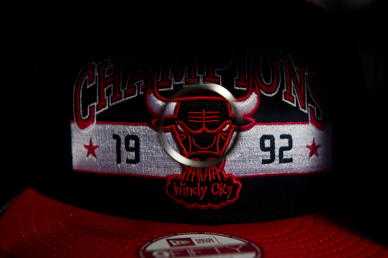 New Era Chicago Bulls Six Championship Collector Pack