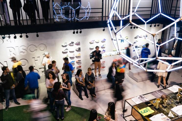 Nike 1994: A Look Inside Nike's First Ever Brazilian Pop-Up Shop