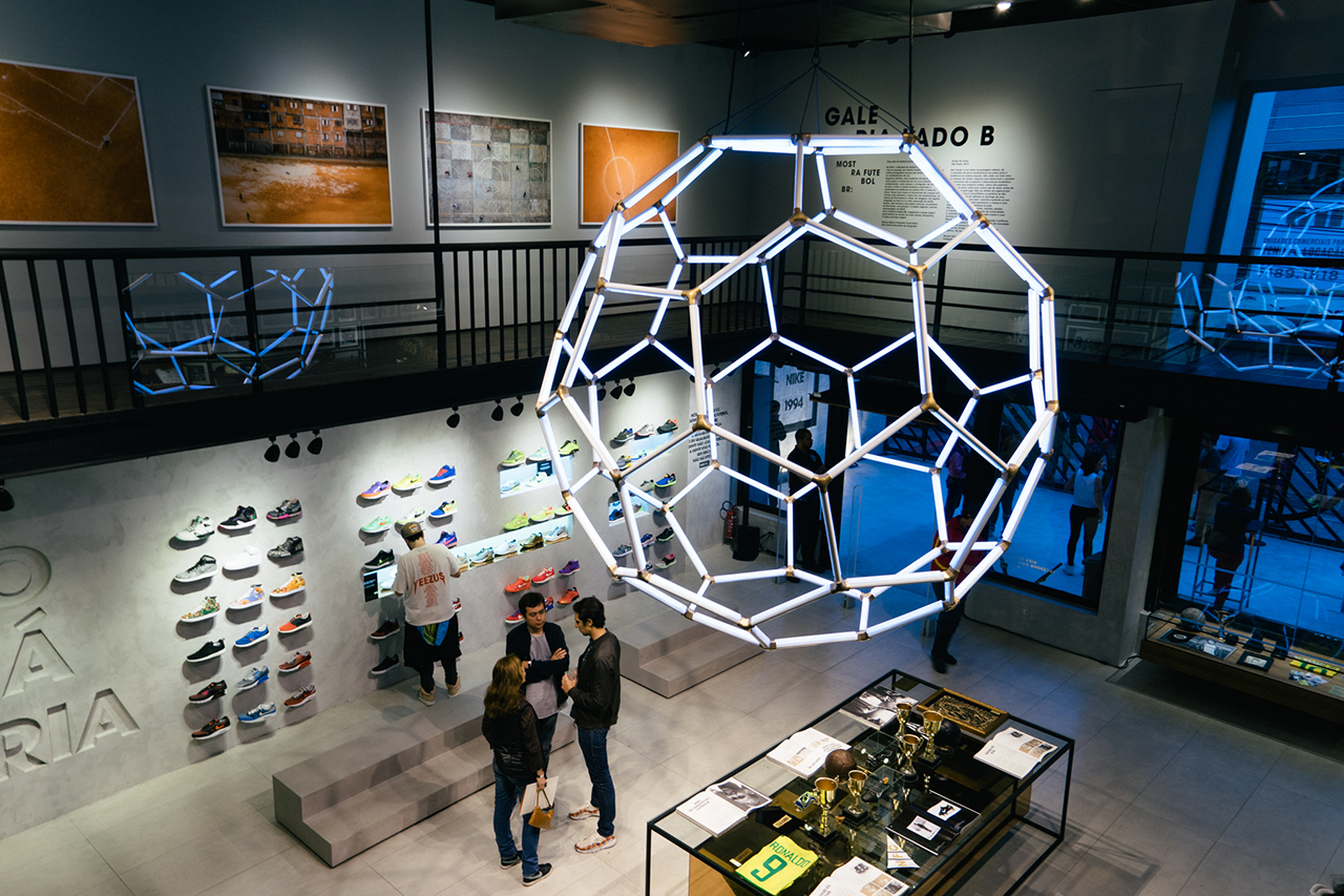 Nike 1994: A Look Inside Nike's First Ever Brazilian Pop-Up Shop