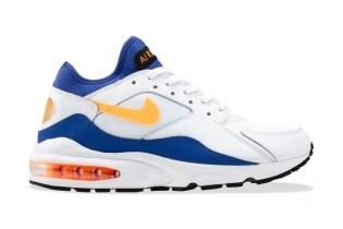 """Nike Air Max 93 """"Citrus"""""""