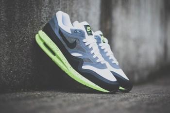 Nike Air Max Lunar1 Black/Grey/Volt