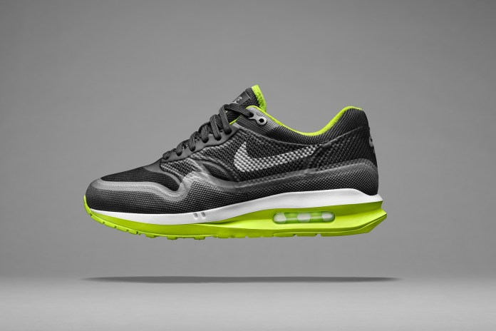 Nike Air Max Lunar1 Black/Volt