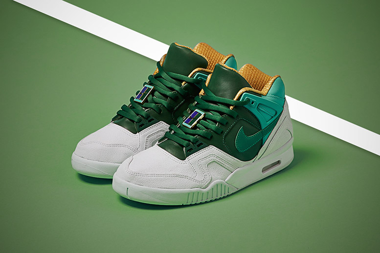 nike air tech challenge ii sp wimbledon