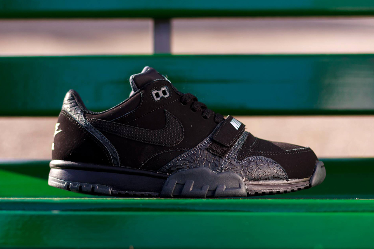 "Nike Air Trainer 1 Low ST ""Black Elephant"""