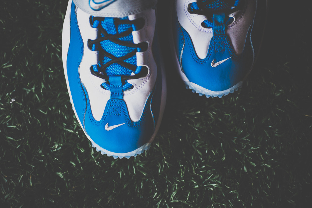 nike air zoom turf photo blue