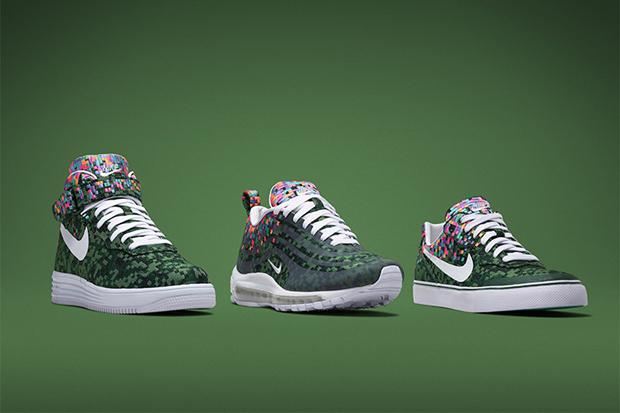 """Nike 2014 Summer """"Brazil"""" Pack"""