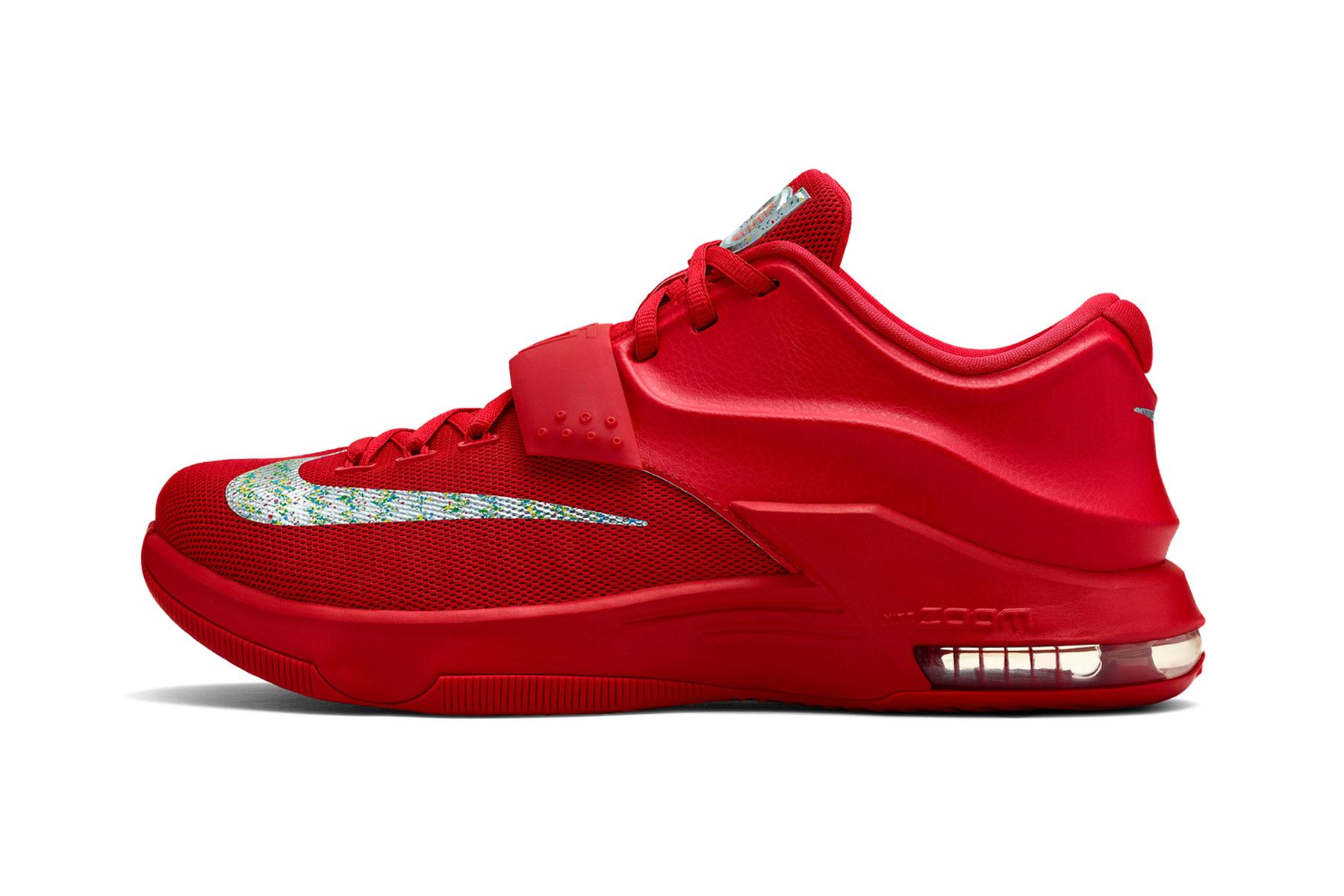 Nike Debuts Several More KD7 Colorways