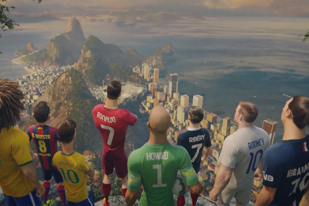 "Nike Football Presents ""The Last Game"""
