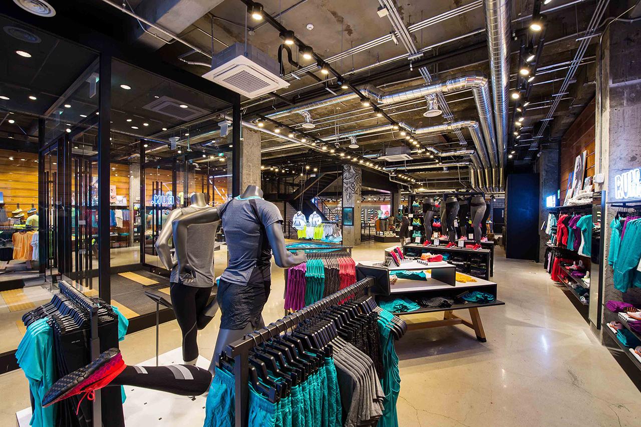 Nike Gangnam Store Opening