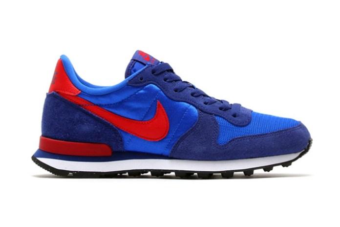 Nike Internationalist Hyper Cobalt/Gym Red-Deep Royal Blue
