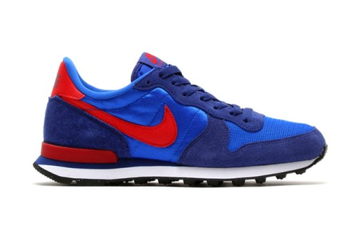 Nike Internationalist Hyper Cobalt/Gym Red-Deep Royal Blue